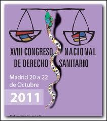 XVIII CONGRESO NACIONAL DE DERECHO SANITARIO
