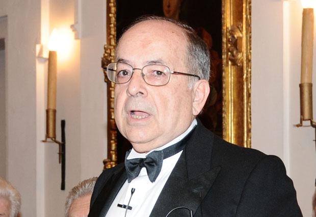JOSÉ MARÍA RUBIO, PROFESOR DE ÉTICA MÉDICA DE LA FACULTAD DE MEDICINA DE SEVILLA
