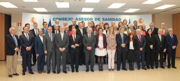 OFELIA DE LORENZO, SECRETARIA GENERAL DEL CONSEJO ASESOR DE SANIDAD