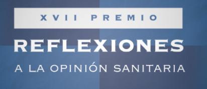 DE LORENZO, ABARCA Y SÁNCHEZ FIERRO, NOMINADOS A LOS XVII PREMIOS REFLEXIONES