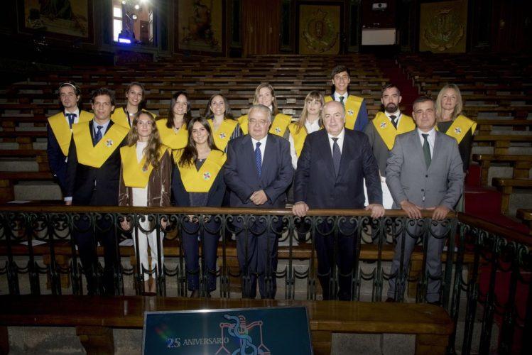 GRADUADA LA VII PROMOCIÓN DEL MÁSTER UNIVERSITARIO EN DERECHO SANITARIO