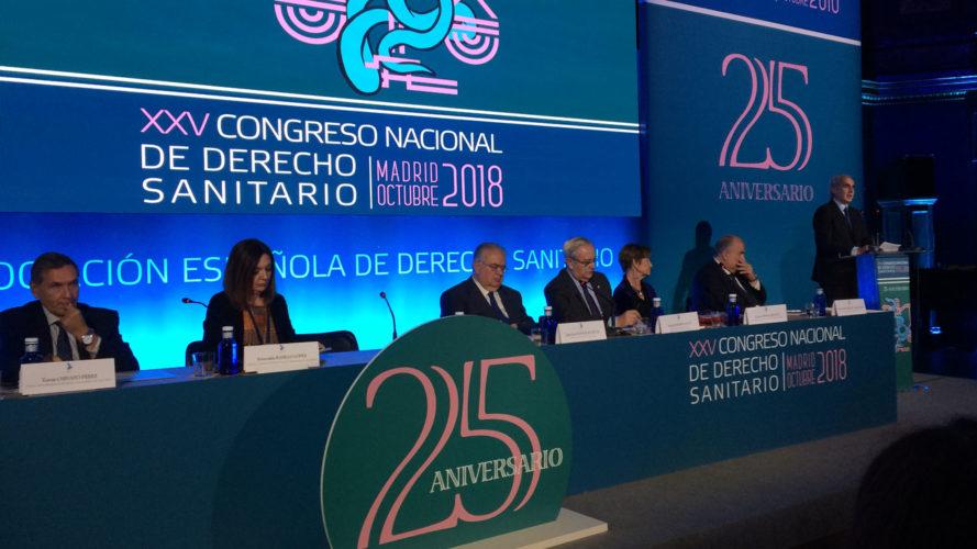 EL MINISTERIO DE JUSTICIA QUIERE TOMAR LAS RIENDAS DEL BAREMO SANITARIO