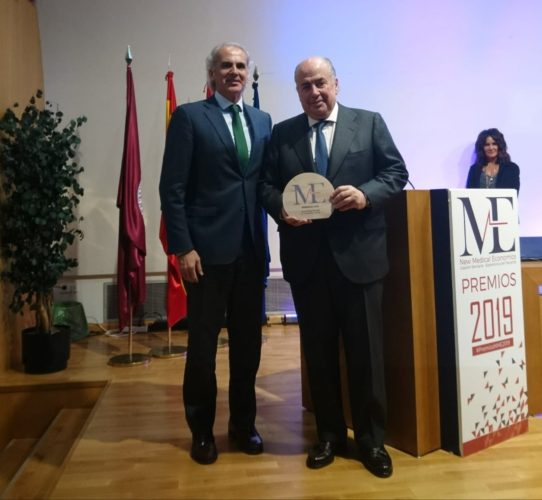 RICARDO DE LORENZO, PREMIADO POR NEW MEDICAL ECONOMICS