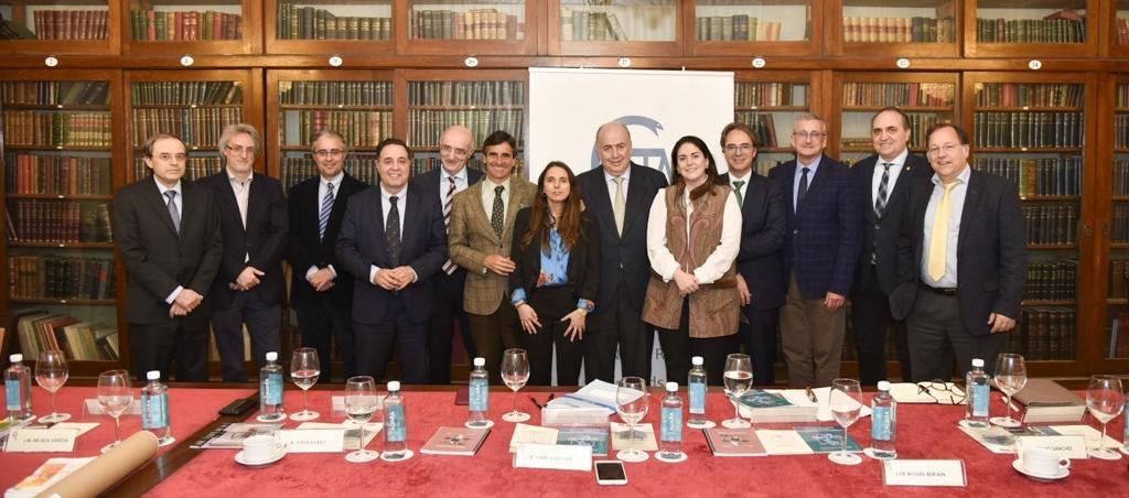 La Comisión Científica de la AEDS perfila el programa del XXVII Congreso Nacional de Derecho Sanitario