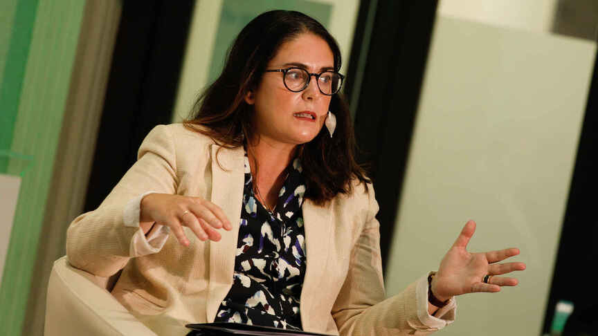 Ofelia De Lorenzo interviene en el SIMPOSIO OBSERVATORIO DE LA SANIDAD  de El Español