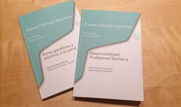 Dos obras editadas por LEFEBVRE abordan temas de actualidad de Derecho Sanitario