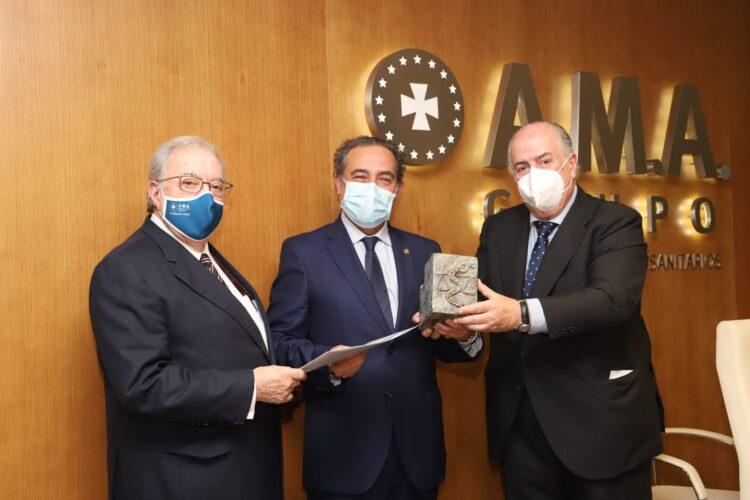 El Dr. Mariano Casado recibe el VII Premio Nacional de Derecho Sanitario