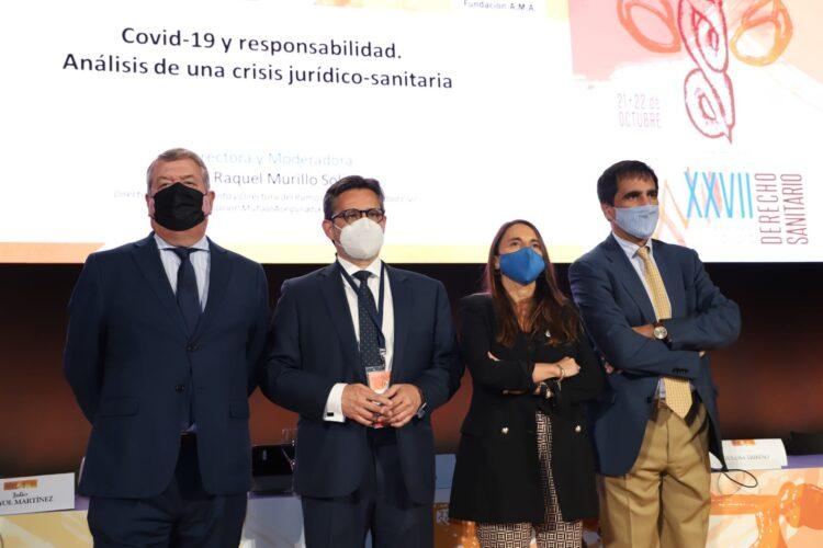 La Covid19 demuestra la exigencia de establecer instrumentos legales adecuados para la gestión de futuras pandemias